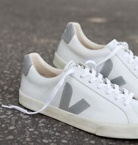 "VEJA(ヴェジャ) スニーカー ""VEJA"" ESPLAR LEATHER WHITE OXFORD GREY"