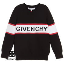 19ss▼GIVENCHY▼ロゴ入りセーター/6~12y 大人OK♪【関税込】