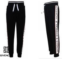 GIVENCHY(ジバンシィ) キッズ用ボトムス New★19ss▼GIVENCHY▼ロゴライントラックパンツ/14y [関税込]