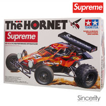 SUPREME TAMIYA HORNET RC CAR / FLAMES