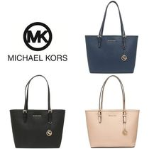 国内即発★MICHAEL KORS★JET SET TRAVEL MD CARRYALL  トート