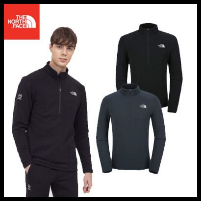 THE NORTH FACE Tシャツ・カットソー 【THE NORTH FACE】 M'S ROCKY P/S ZIP TEE★日本未入荷★