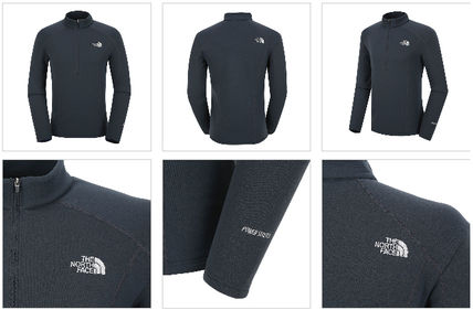 THE NORTH FACE Tシャツ・カットソー 【THE NORTH FACE】 M'S ROCKY P/S ZIP TEE★日本未入荷★(8)