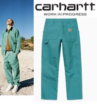 Carhartt(カーハート) パンツ CARHARTT WIP SINGLE KNEE PANT DEARBORN SOFT TEAL