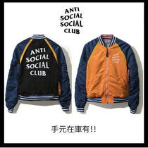 【即完売希少】Anti Social Social Club/ Jacket/国内即発