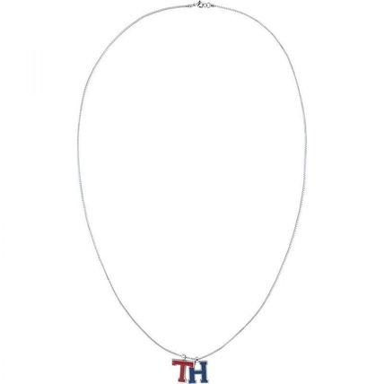 Tommy Hilfiger ネックレス・チョーカー 関税送込!トミーヒルフィガー ロゴ ネックレス