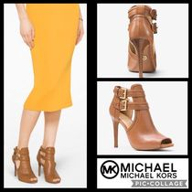 日本未入荷 Michael Kors ★ Women's Blaze Open Toe Bootie
