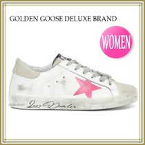 《関税込》GOLDEN GOOSE★SUPER STAR ホワイト/Love Dealer