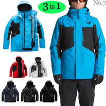THE NORTH FACE◆Clement Triclimateライナー付3in1ジャケット◆