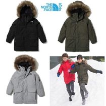 【THE NORTH FACE kids】正規品☆MCMURDO CAMP DOWN PARKA☆4色