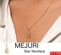 MEJURI メジュリ ネックレス Star Necklace Gold Vermeil スター