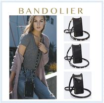 【新色】Sarah Pebble Leather Crossbody Bandolier XSMAX、XR