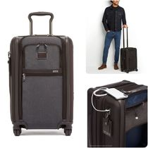 TUMI ALPHA3 International Dual Access 4 Wheeled Carry-On Ant