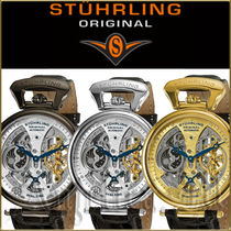 ★話題の時計★Stuhrling Original Men's Watch 3色 127A.2