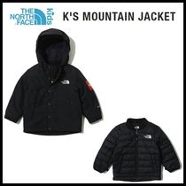 ◆THE NORTH FACE◆ K'S MOUNTAIN JACKET (BLACK)