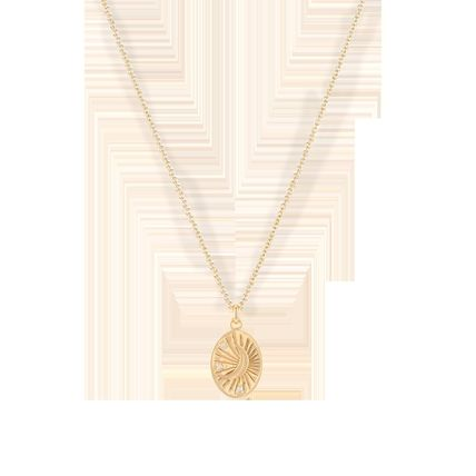 MEJURI ネックレス・ペンダント MEJURI メジュリ ネックレス Moon Necklace Gold Vermeil ムーン(2)
