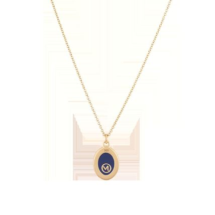 MEJURI ネックレス・ペンダント MEJURI メジュリ ネックレス Moon Necklace Gold Vermeil ムーン(3)