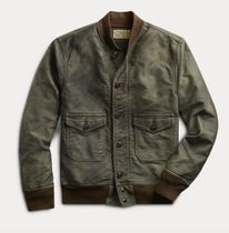 新作!国内発送♪ Cotton Flight Jacket