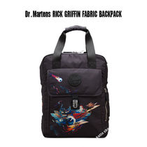 Dr Martens★RICK GRIFFIN FABRIC バックパック★コラボ