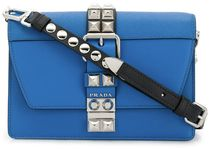 PRADA Elektra small calf leather bag