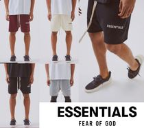 三代目愛用!日本未入荷!Fear Of God Essentials Sweat Shorts