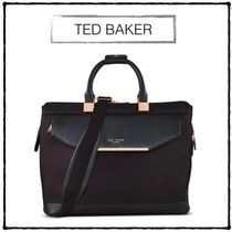 TED BAKER(テッドベーカー) バッグ TED BAKER ★ トラベルバッグ ★ 黒