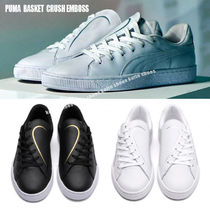 PUMA★BASKET CRUSH EMBOSS★ハート柄