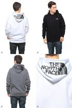 【THE NORTH FACE】 フードロゴスェットパーカー  国内発