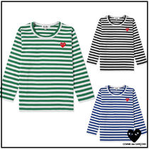 """COMME des GARCONS(コムデギャルソン) キッズ・ベビー・マタニティその他 【関税送料込】 """"大人もOK"""" COMME des GARCONS  Tシャツ ♪"""