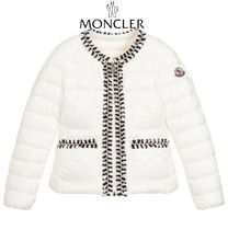"New☆MONCLER""HIVE""ノーカラー軽量ダウンw/12A 大人OK【関税込】"