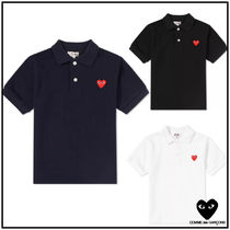 """COMME des GARCONS(コムデギャルソン) キッズ・ベビー・マタニティその他 【関税送料込】 """"大人もOK"""" COMME des GARCONS  ポロシャツ ♪"""