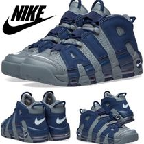 "ナイキ☆ Nike Air More Uptempo ""Georgetown Hoyas"" 大人もok"