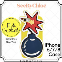 ★See by Chloe'★日本完売品!_Crazy Bomb iPhone 6/7/8 Case