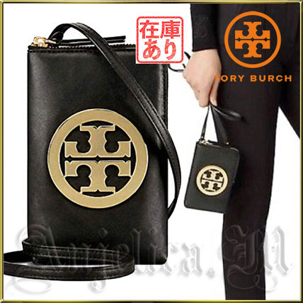 8c3bd82de2c Tory Burch ショルダーバッグ・ポシェット ☆パスポートも入る☆TORY BURCH CHARLIE PHONE CASE ...