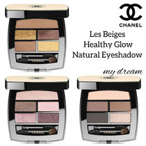 CHANEL☆LES BEIGES HEALTHY GLOW NATURAL EYESHADOW 全3色