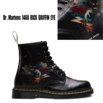 Dr Martens★1460 RICK GRIFFIN EYE 8ホール★コラボ★兼用