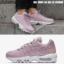 NIKE★WMNS AIR MAX 95 PREMIUM★PLUM CHALK/BARELY ROSE
