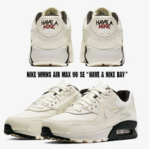 NIKE★WMNS AIR MAX 90 SE★HAVE A NIKE DAY★PALE IVORY