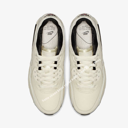 Nike スニーカー NIKE★WMNS AIR MAX 90 SE★HAVE A NIKE DAY★PALE IVORY(2)