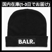 送料関税無料 BALR. BIG BOX LOGO BEANIE