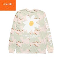 Carrots By Anwar Carrots(キャロッツ) Tシャツ・カットソー 人気上昇中! Carrots Mark McNairy Daisy ロングスリーブシャツ