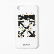 OFF-WHITE OWPA008 R19 294043 iPhone7/8専用ケース 0110/WHITE