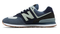 新作!New Balance 574 Military Patchメンズスニーカー