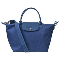 LONGCHAMP トートバッグ 2WAY Le Pliage Neo Jeans 1512 690 087
