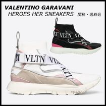 *VALENTINO*HEROES HER SNEAKERS 関税/送料込