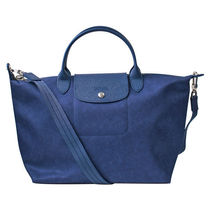 LONGCHAMP トートバッグ 2WAY Le Pliage Neo Jeans 1515 690 087