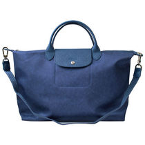 LONGCHAMP トートバッグ 2WAY Le Pliage Neo Jeans 1630 690 087