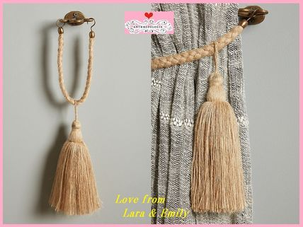 Anthropologie DIY・工具 19SS☆最安値保証*関送料込【Anthro】Makira Tassel Tieback 1点