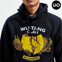 ☆Urban Outfitters × Wu Tang Clan ☆  パーカー
