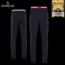 累積売上総額第1位!19春夏 MONCLER★CASUAL TROUSER_DARK BLUE